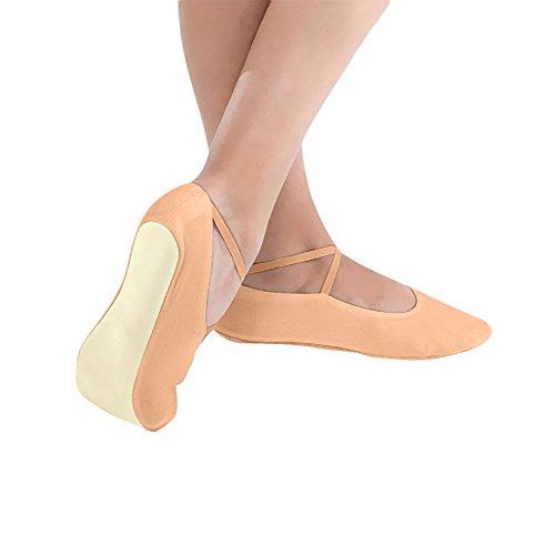 Envolturas Para El Cuerpo Chicas Grandes Suede Gym Shoe Nadia 611c -peach 9