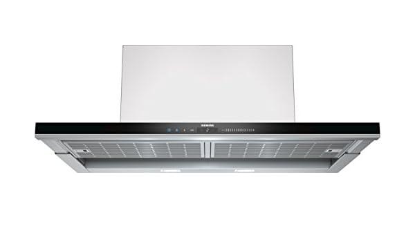 Siemens-lb iq700 - Campana telescopica li99sa680 90cm clase de eficiencia energetica a+: Amazon.es: Grandes electrodomésticos