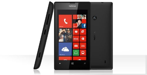 Nokia Lumia 520 Unlocked Touchscreen Smartphone with Windows