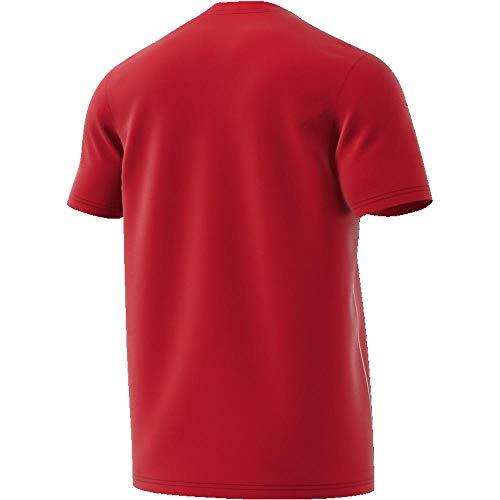 Powred blanc Core 18 shirt nbsp;t Adidas Xxl w067xOW