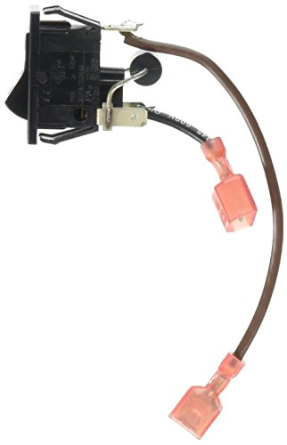 Oreck Switch, 2 Speed Rocker in Handle with Diode 9200