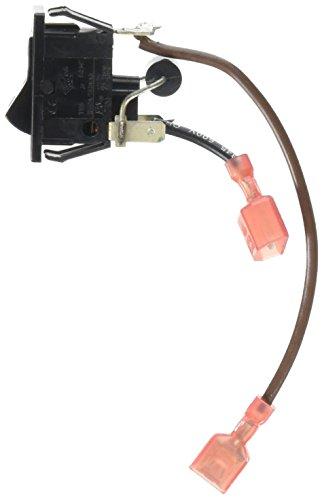 Oreck Switch, 2 Speed Rocker in Handle with Diode 9200 (Rocker Switch Speed 2)