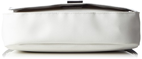 Bree Punch 61 - bolsa de medio lado Unisex adulto Multicolor - Mehrfarbig (white/black 508)