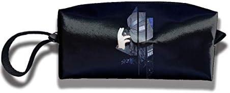 レディース ポータブル 小物入れ 化粧ポーチ 収納ポーチ スクリレックス 収納袋 ガジェットポーチ コンパクト 便利グッズ インナーバッグ 軽量 小さめ メイクポーチ トイレタリーバッグ おしゃれ 便利 旅行 出張
