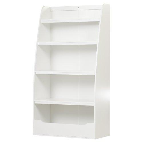 Besse Kids 4 Shelf 60'' Bookcase by Viv + Rae