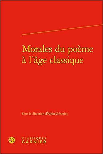 Morales poème l'âge