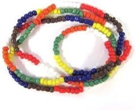 Collar De Santeria Orisha 7 Siete Potencias Africanas Eleke by Gifts by Lulee/Santeria
