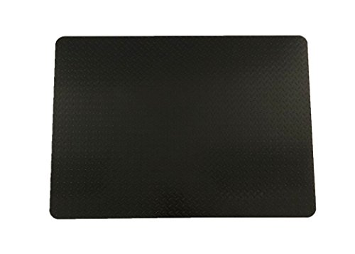 Plastic Anti Stain Grill And Garage Protective Mat