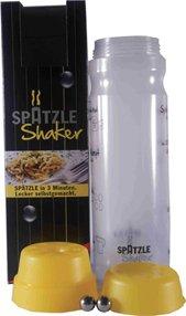 Spätzle Shaker, 4 Portionen