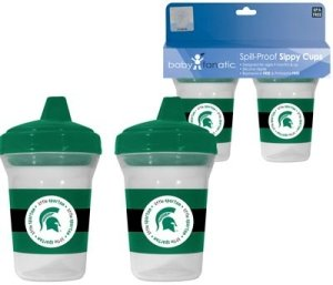 Baby Fanatic Michigan State Sippy Cup