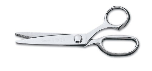 Mundial Classic Forged 7-1/2-Inch Pinking Shears by Mundial