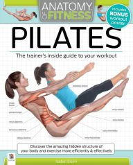 Anatomy of Fitness Pilates With Poster