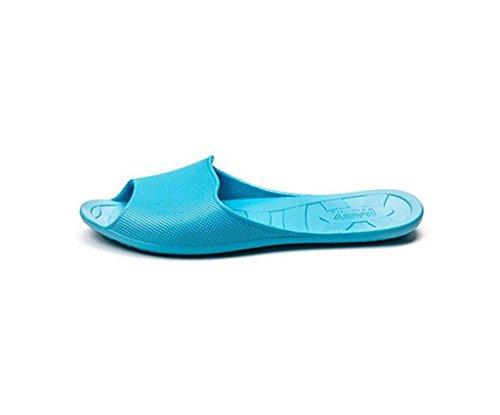 Pantofole Signore Bocca Di Pesce Antiscivolo Resistente Allusura Casa Moda Leggero C