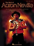 img - for Hal Leonard Best of Aaron Neville Piano, Vocal, Guitar Songbook book / textbook / text book