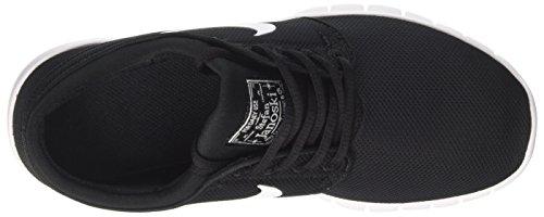 Gs Jungen Skateboardschuhe Nike Schwarz Max Janoski Black Stefan White wIdpqHS