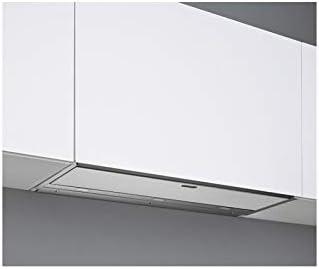 Falmec Design Campana extractora empotrada Move-Blanco-Empotrada 120cm: Amazon.es: Hogar