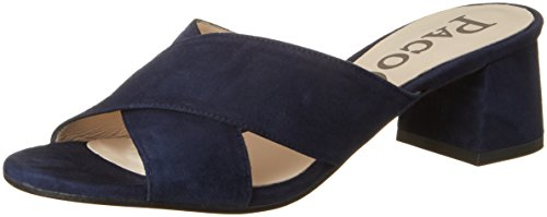 Paco Gil P3221 - Mules Mujer Blau (ZAFIRO)