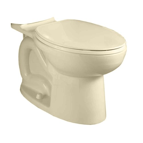American Standard 3717F001.021 Cadet 3 FloWise Compact Right Height Elongated Toilet Bowl (Flowise Compact)