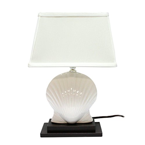 Shade Sea Scallop - DEI 76183 Scallop Shell Lamp