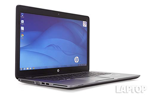 HP ProBook 645 G1 Laptop Notebook PC (AMD A6-4400m, 4GB Ram, 320GB HDD, Camera, VGA, WiFi) Win 10 Pro (Renewed)