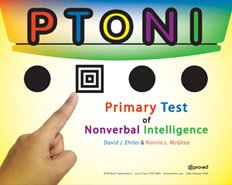 Primary Test of Nonverbal intelligence (PTONI)