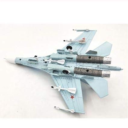 100 Air Force SU27 Fighter Model Regalo de vacaciones para ni/ños Modelo 1