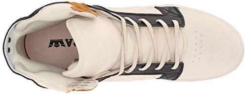 Supra uomo Skytop Sneaker S18091 Black Bone bone qSwZORq
