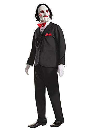 Rubie's Men's Saw Billy Costume and Mask, Multi, Extra-Large