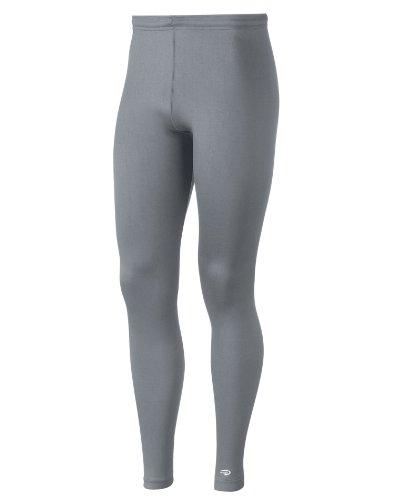 Duofold by Champion Varitherm Men's Base-Layer Thermal Pants_Smoked - Varitherm Tights Mens