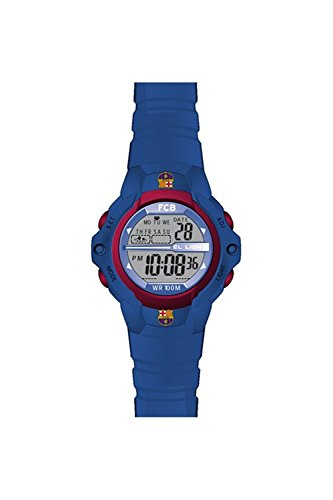352c7ce31a073 Reloj FCBarcelona BARÇA TAMAÑO NIÑO  Amazon.es  Relojes