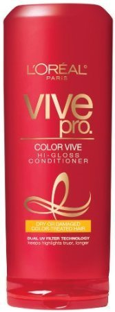 L'Oreal Pro Color Care Hair Conditioner for Color Treated...