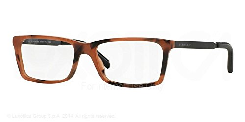 d79f398b919 Image Unavailable. Image not available for. Color  BURBERPY Eyeglasses  BE2159Q 3518 Spotted Amber 54 16 140. BURBERRY