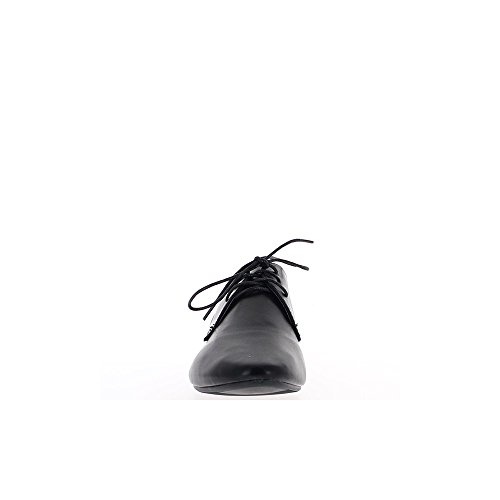 lacets à brillant de et 2cm Richelieux noirs talon O06TAw77q