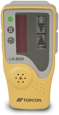 Topcon 313510702 LS-80A Laser Receiver