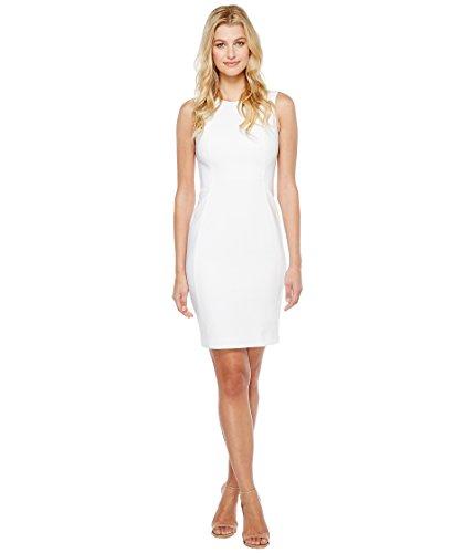 乱暴なレスリング礼儀[カルバンクライン] Calvin Klein レディース Cotton Princess Panel Sheath Dress ドレス [並行輸入品]