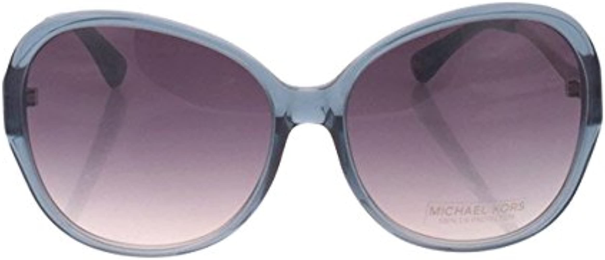 Michael Kors Gafas de Sol MK-M2453S-424-DRAKE Azul/Negro ...