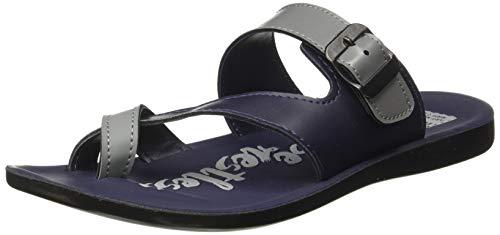 Walkaroo Men's Brown Outdoor Sandals (W21126)