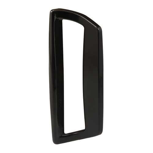 (Prime-Line Products C 1122 Sliding Door Outside Pull, Black/Diecast)