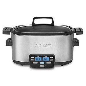 Cuisinart Cook Central Slow Cooker – 3-in-1 – 6 quart