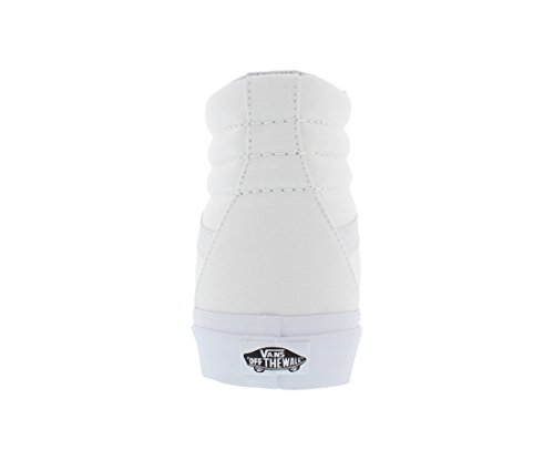 Suede White Altas canvas Vans Unisex Sk8 Adulto Zapatillas True Classic hi tx7vq