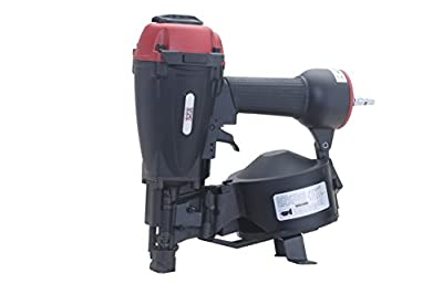 "3PLUS HCN45SP 11 Gauge 15 Degree 3/4"" to 1-3/4"" Coil Roofing Nailer by 3PLUS"