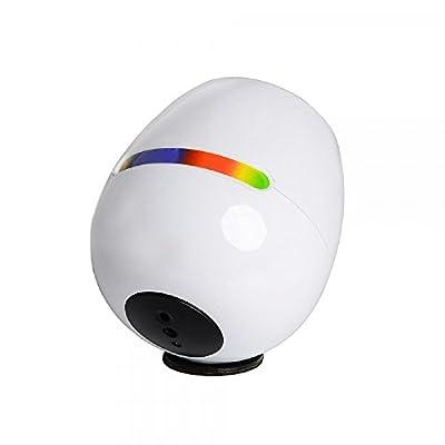 Svitlife Mini Smart 256 Living Colors 3W 150lm 660nm 3-COB LED USB Mood Light Lamp White (1.5-3.7V)