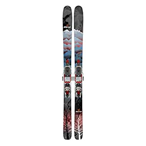 Bishop 2019 Chedi Ski 164cm and BMF/R 75mm Binding