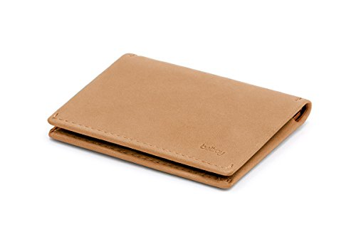 Bellroy Leather Slim Sleeve Wallet Tan
