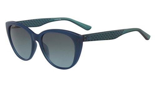 Sunglasses LACOSTE L 832 S 466 - Petrol Rectangular Sunglasses