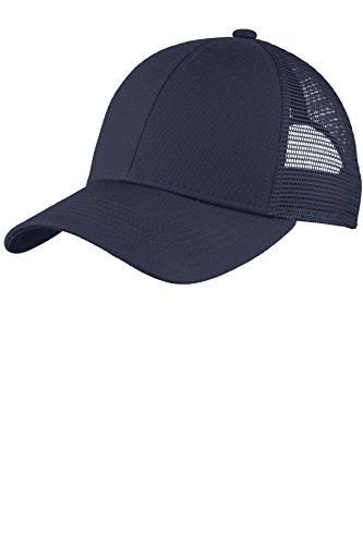 Port Authority C911 Men's Adjustable Mesh Back Cap True Navy One Size