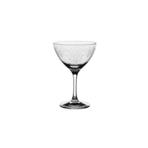 Steelite 4854RB354 Vintage Lace 8 Oz Martini/Cocktail Glass - 24 / CS by Steelite