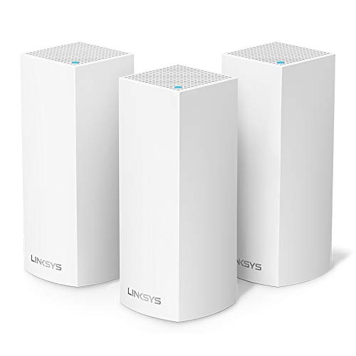 Linksys WHW0303-UK Velop Tri-Band Whole Home Mesh...