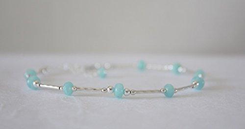 Glass Ankle Bracelet - 5