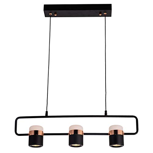 Ganeed Contemporary Chandeliers, LED Pendant Lighting